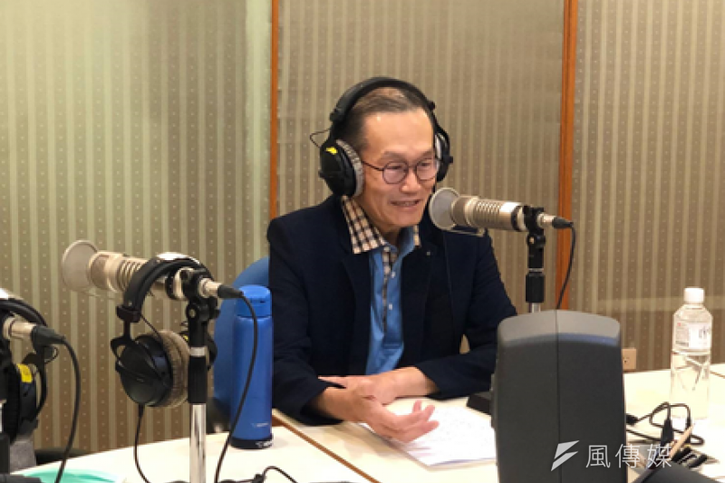 邀請榮獲第29屆「醫療奉獻獎」的杜元坤醫師擔任反毒大使。(圖/徐炳文攝)