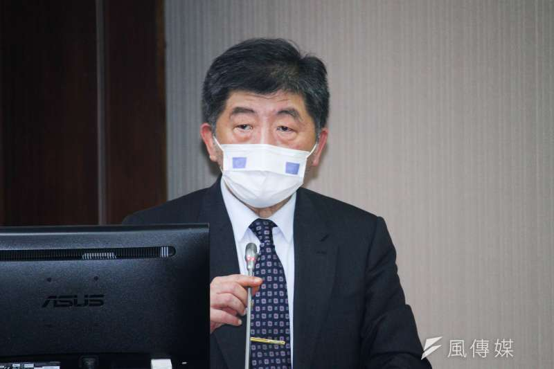 中央流行疫情指揮中心指揮官陳時中(見圖)表示,全國疫情三級警戒升、降級,本周將是關鍵期。(資料照,蔡親傑攝)