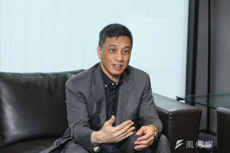 東元股東會23日登場並改選11席董事,菱光科技董事長黃育仁(見圖)陣營取得3席。(資料照,柯承惠攝)