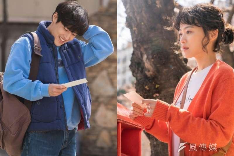 韓國電影《如果雨之後》結局的催淚彩蛋讓不少觀眾印象深刻。(圖/少女心文室提供)