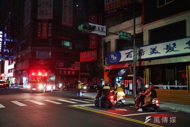 五月曾經兩次分區停電,不論如何粉飾太平,民進黨蔡政府都無法迴避供電不足的事實。(盧逸峰攝)