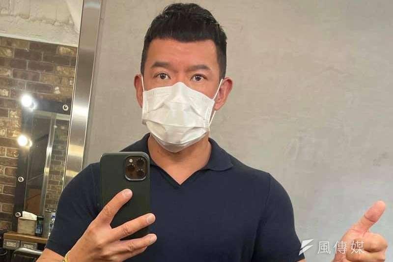 香港影星杜汶澤2020年底來台灣發展,他日前在臉書PO文稱讚「台灣人好善良」。(圖/翻攝自杜汶澤臉書)