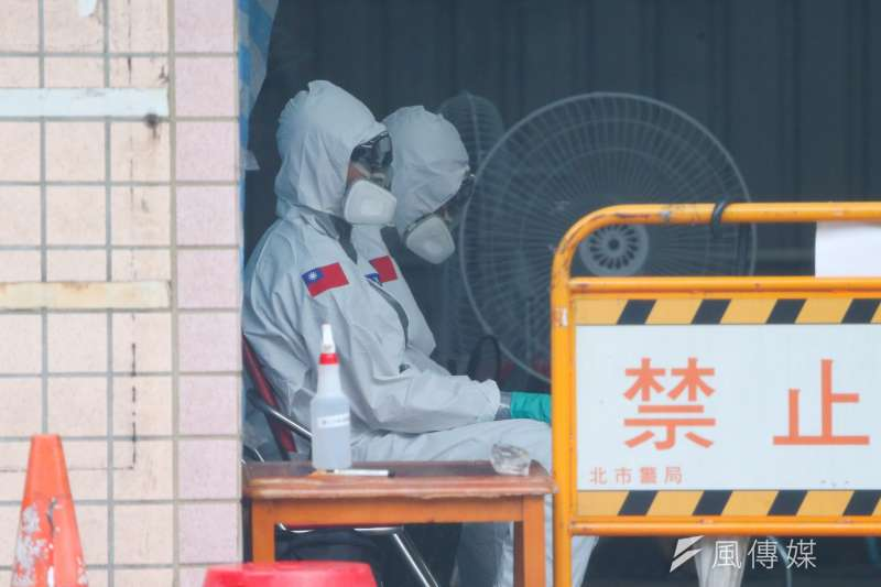 本土疫情嚴峻,台北市長柯文哲認為,未來2、3周預估都將維持3級警戒。示意圖。(顏麟宇攝)