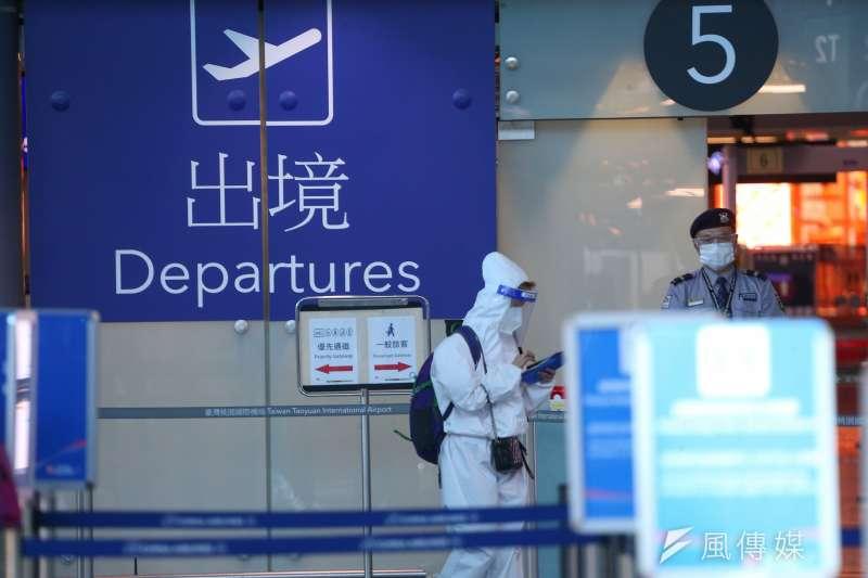 準備前往海外的台灣留學生,出國前打得到疫苗嗎?(示意圖,資料照,顏麟宇攝)