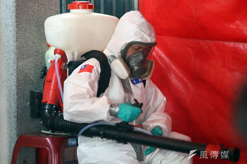本土新冠肺炎(武漢肺炎)疫情爆發,台灣目前致死率較高,引起各界關注。(資料照,柯承惠攝)