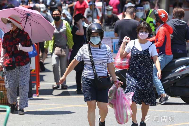 確診人數逐漸下降,台灣有可能回到去年的生活嗎?(示意圖/資料照)