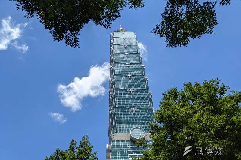 據八月中行政院主計總處上修台灣今年GDP成長率可達5.88%、創11年新高。(資料照,顏麟宇攝)