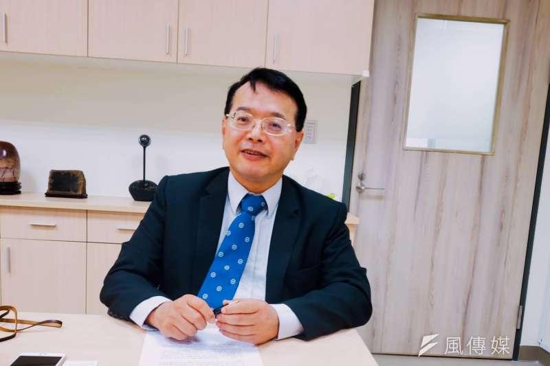 20210617-經濟部生醫推動小組主任吳忠勳(黃天如攝)