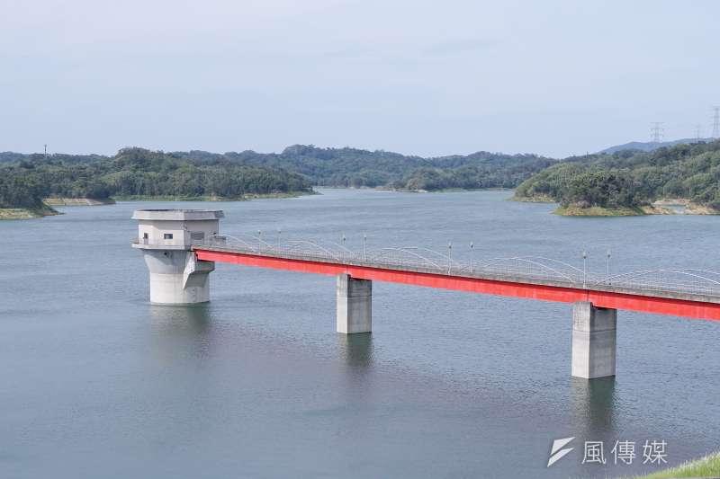近期西南氣流為台灣帶來大量降雨。示意圖,圖為寶山第二水庫。(資料照,盧逸峰攝)