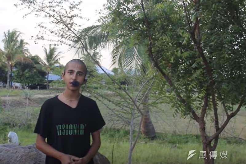 印度神童阿南德多次預言時事成真,16日他再度拋出震撼彈,指出未來5個月間疫情將在4個國家中發生重大影響。(圖/翻攝自YouTube@Conscience)