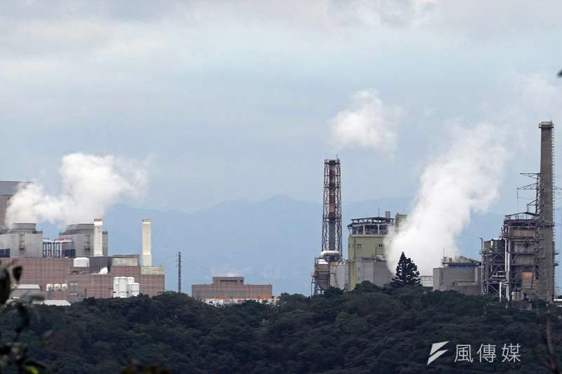 重要碳排放國已經相繼宣布淨零排放目標,台灣還需努力。(圖/資料照)