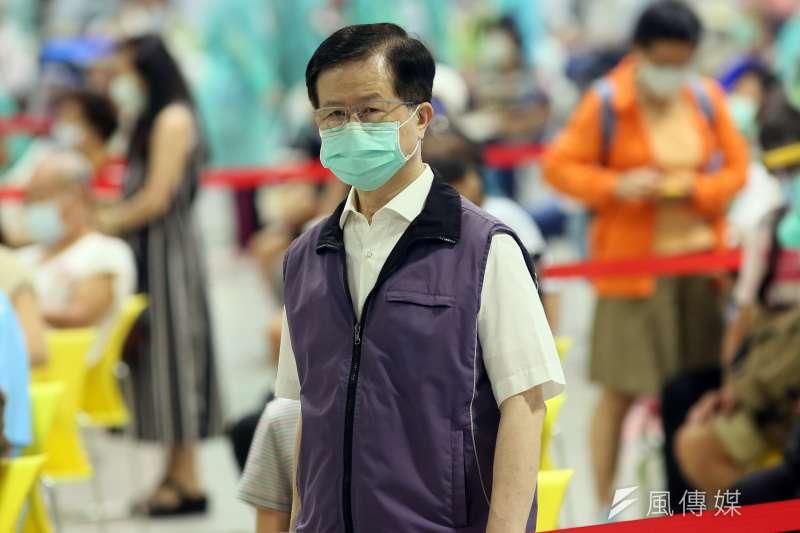 台北市衛生局長黃世傑23日說,是否開罰禾馨診所將在參酌後禾馨提供的書面說明後決定。(資料照,柯承惠攝)