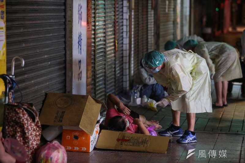 醫師強調,台灣因為有這3大防疫法寶,即便降回二級疫情也不會失控。(示意圖/資料照)
