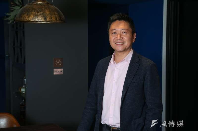 系統變革專家薛喬仁協助許多跨國企業以系統變革方法解決棘手問題,迄今完成逾60個案例,下一步將在台灣推動系統變革。(顏麟宇攝)
