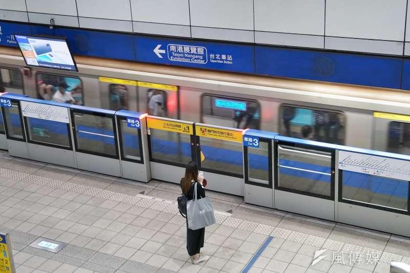 台北捷運系統肩負大台北地區民眾每日通勤的重要任務,歷經2001年納莉風災後,北捷針對防洪制定多項措施。(盧逸峰攝)