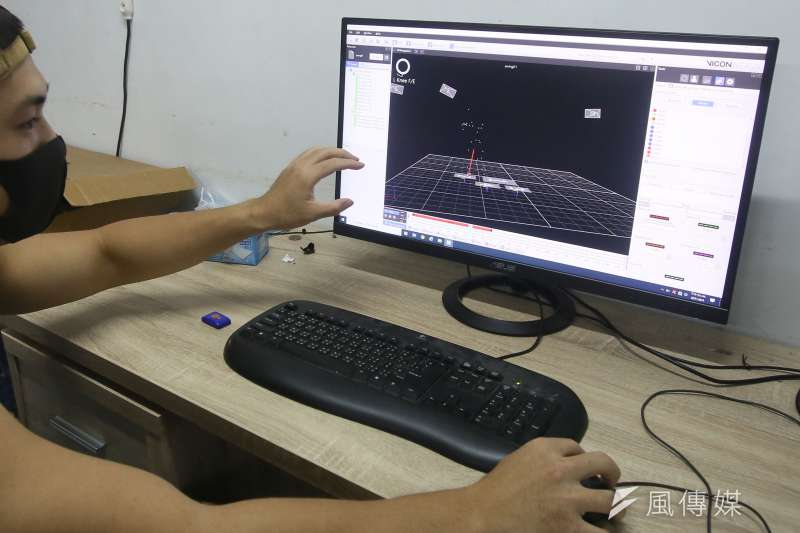 20210804-國訓中心運動科學小組總召集人相子元團隊以科學方法幫助奧運選手。(柯承惠攝)