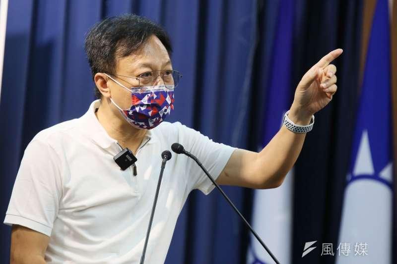 國民黨主席候選人卓伯源主張,應將彰化縣改制升格為直轄市。(資料照,柯承惠攝)