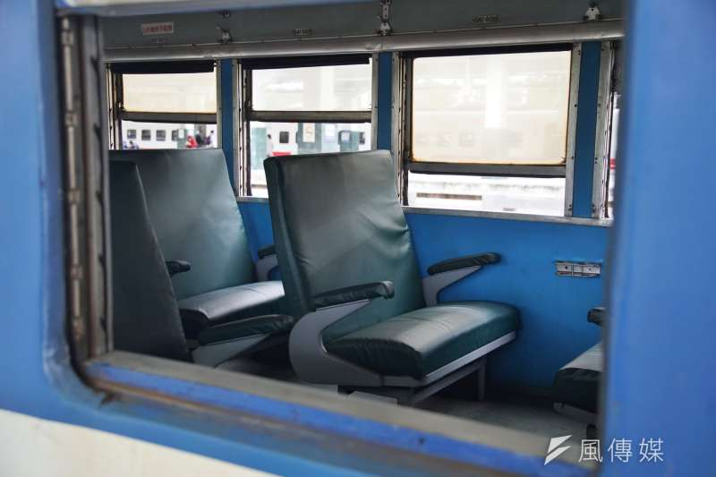 20210911-「藍皮」普快車於2020年12月底隨著南迴線電氣化通車停駛。(盧逸峰攝)
