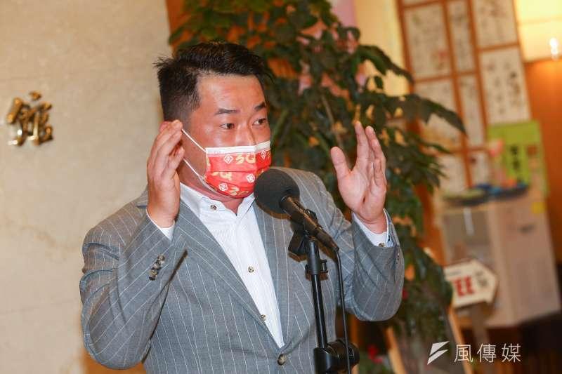 台灣基進立委陳柏惟(見圖)罷免投票將於10月登場。(資料照,顏麟宇攝)