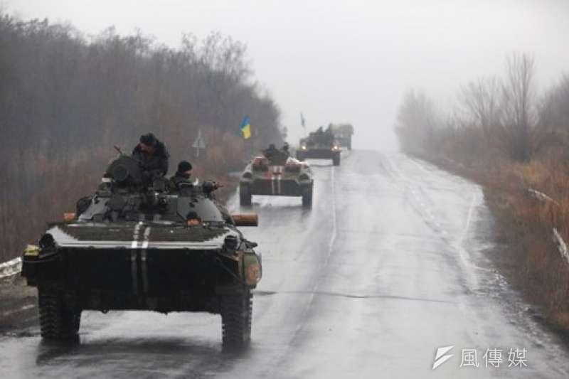 烏克蘭軍隊(美聯社)
