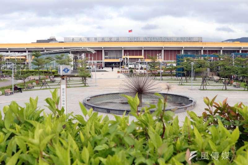 松山機場是遷是廢?不是台北市長說了算。(蘇仲泓攝)