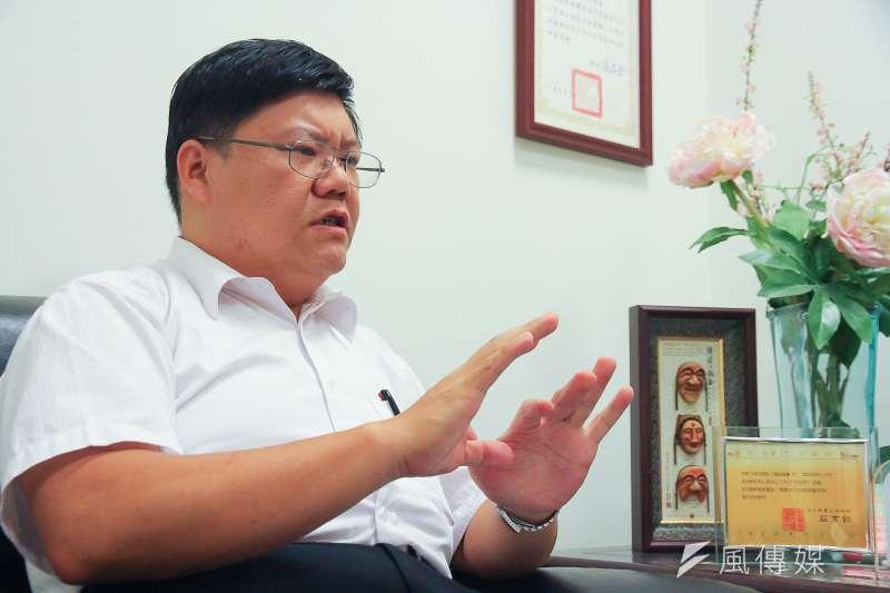 長照專題,中華民國老人福祉協會秘書長徐國強。