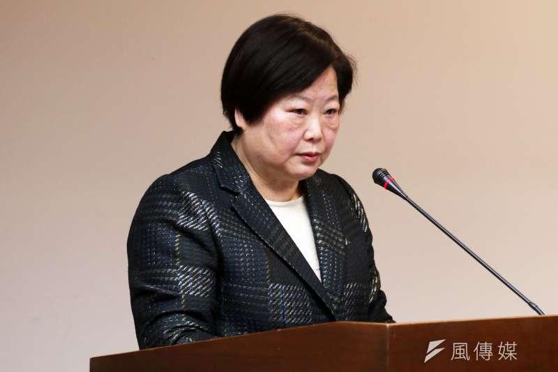 20170301-立法院衛環委員會,邀請勞動部長林美珠出席備詢。(蘇仲泓攝)