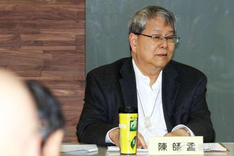 國民黨團首席副書記長李彥秀今(9)日表示,監委被提名人陳師孟意識形態明顯,讓人難以信服可適任監委。(資料照,蘇仲泓攝)