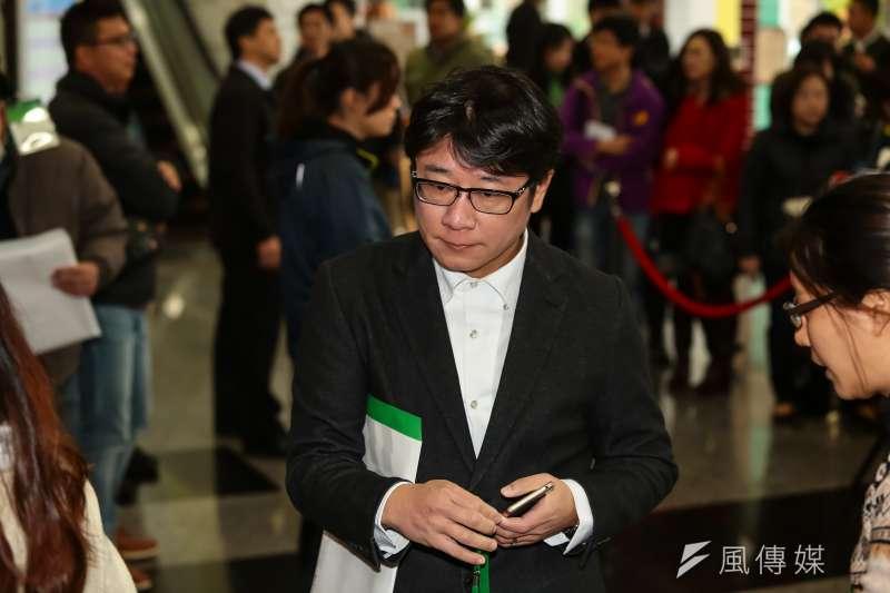 立院收賄疑案,無黨籍立委趙正宇辦公室主任第一位被收押。(資料照片,顏麟宇攝)