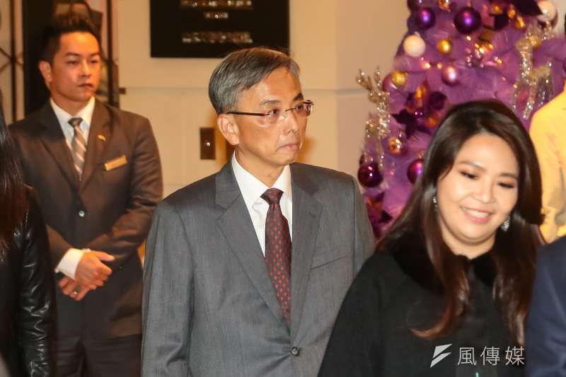 前總統府辦公室主任蘇志誠談論「少康專案」,表示前總統李登輝的「空包彈說」並非是情報員失事的原因。(資料照,顏麟宇攝)
