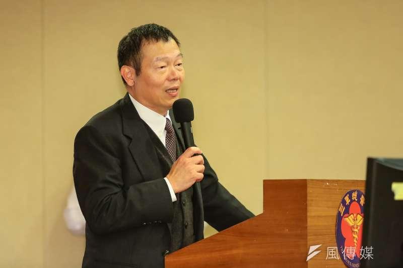 新北市衛生局長林奇宏指出,登革熱疫情恐有北移現象。(資料照,陳明仁攝)