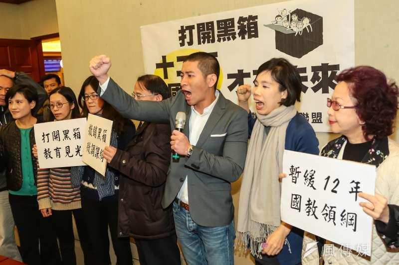 台灣正一步一步前進著,宏碁集團創辦人施振榮為教育改革委員會召集人之一。(顏麟宇攝)