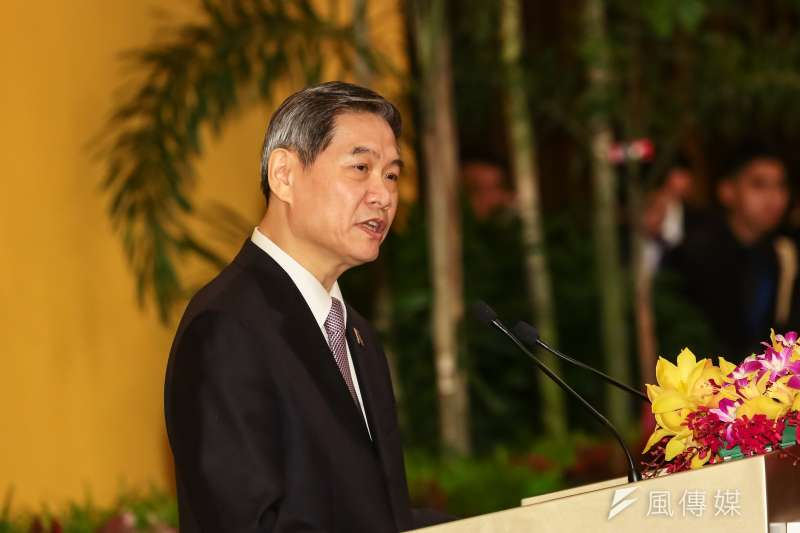 國台辦主任張志軍一番「台獨路走到盡頭就是統一」,顯示中國對台工作心態未變。(顏麟宇攝)