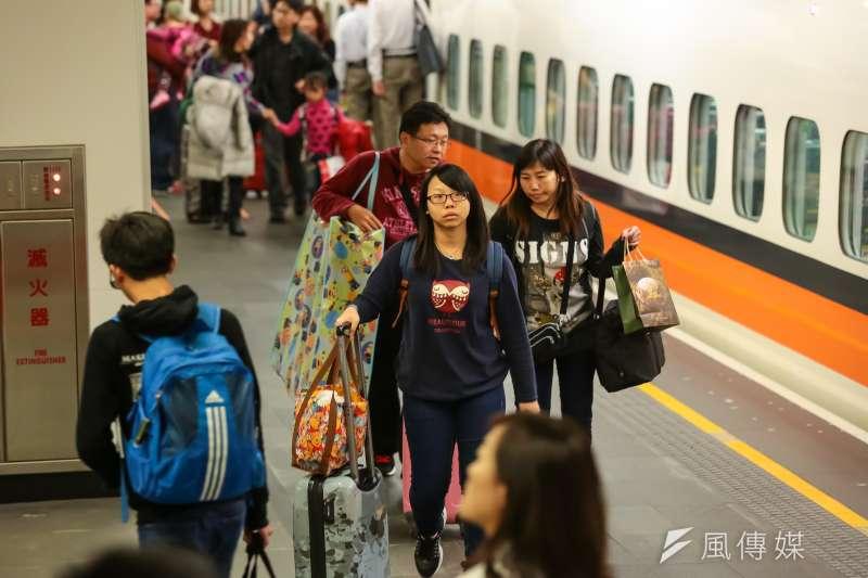 行政院長蘇貞昌表示,未來春節連假至少七天。(資料照片,顏麟宇攝)