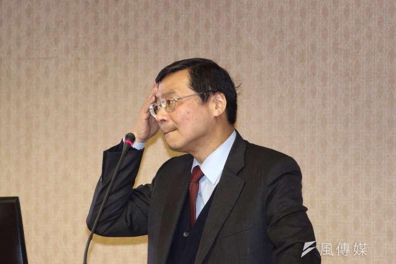 20170320內政委員會,立委曾銘宗質詢陸委會。