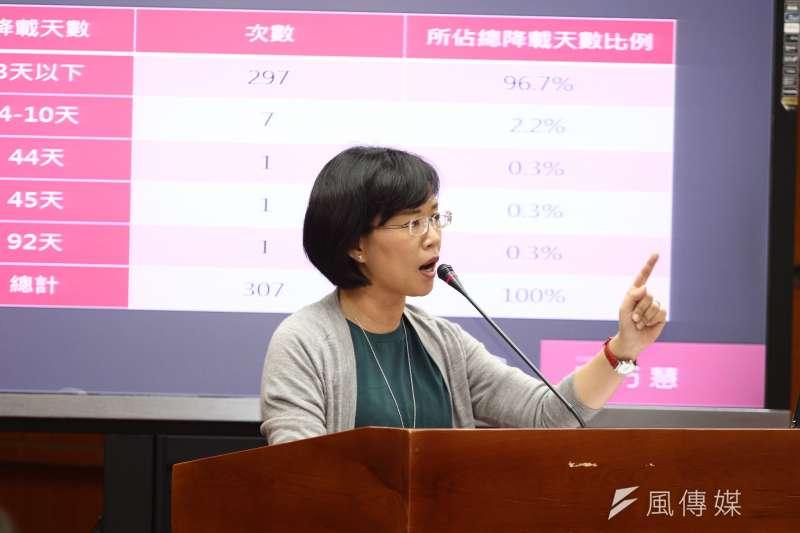 民進黨立委蘇巧慧等提出兩國論修憲,由於親民黨有異議而遭退回程序委員會。(風傳媒)