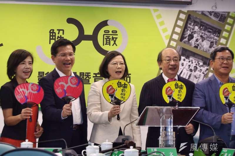 20170712民進黨將於台中舉辦紀念解嚴30週年音樂節暨影像展(曾原信攝)