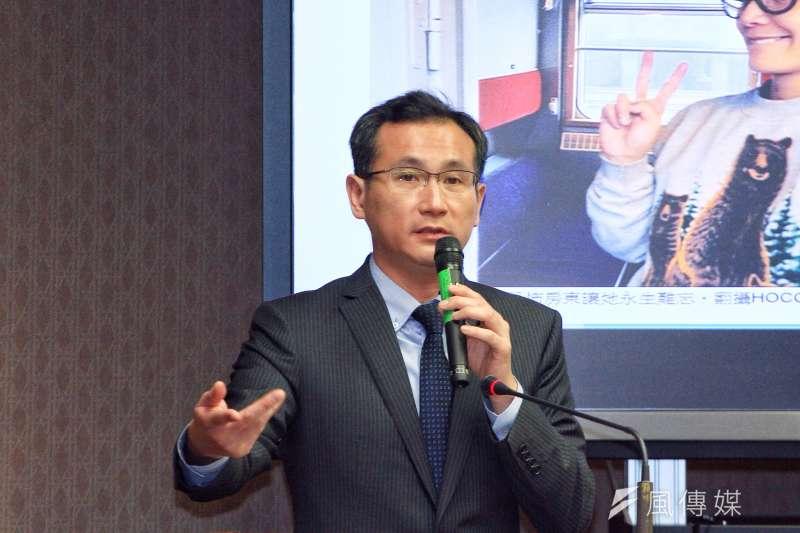 民進黨立委針對缺乏懂東南亞國家語言導遊一事,提出解決方法。(資料照,曾原信攝)