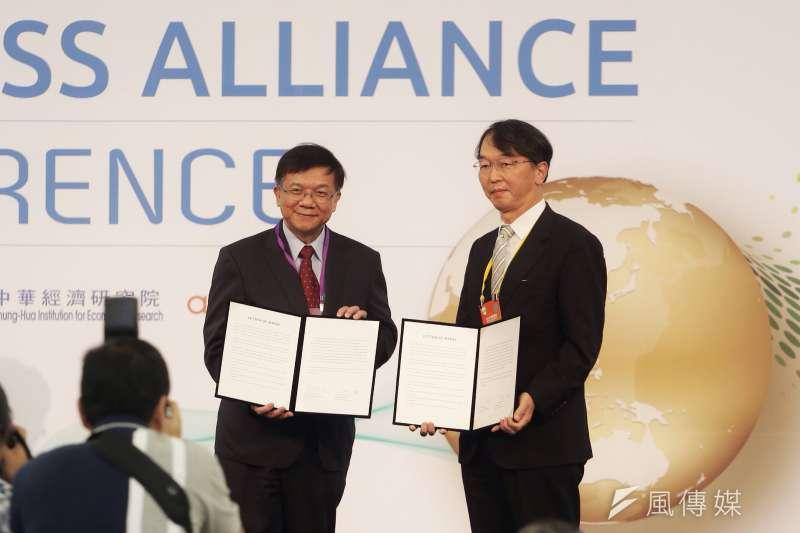 經濟部長李世光出席2016年全球招商論壇