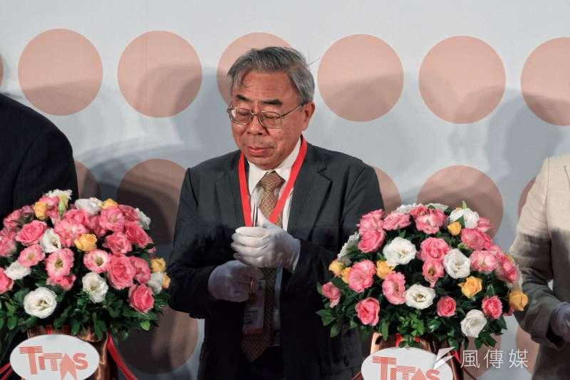 台塑集團總裁王文淵將接任工總理事長。