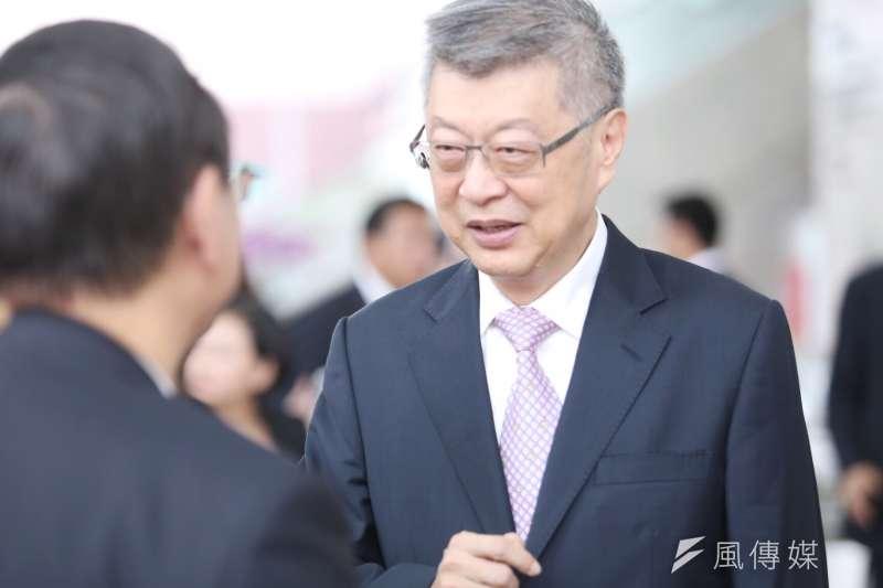 前行政院長陳沖認為,過去新加坡、香港及澳門曾有「還稅於民」的作法,但前提是皆有財政盈餘。(資料照,林韶安攝)