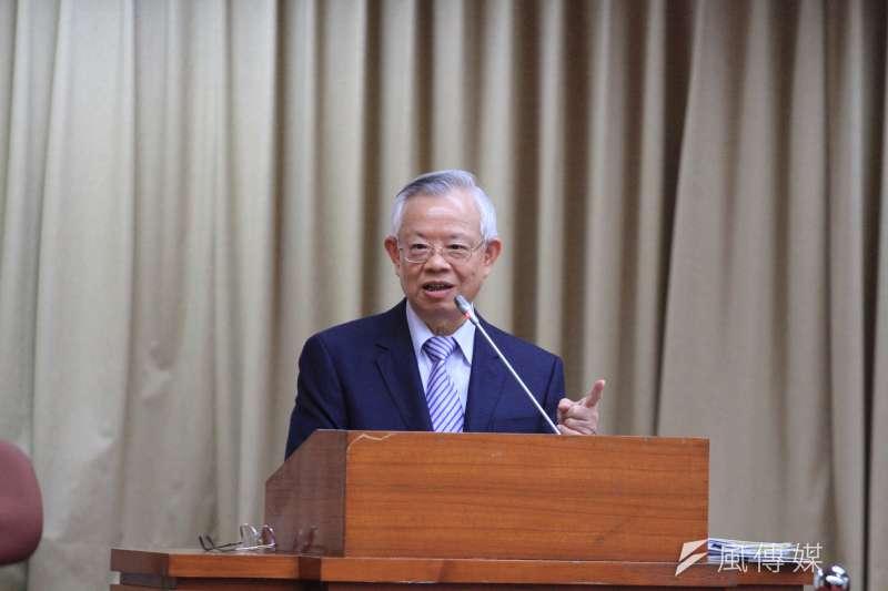 立法院財政委員會,彭淮南。