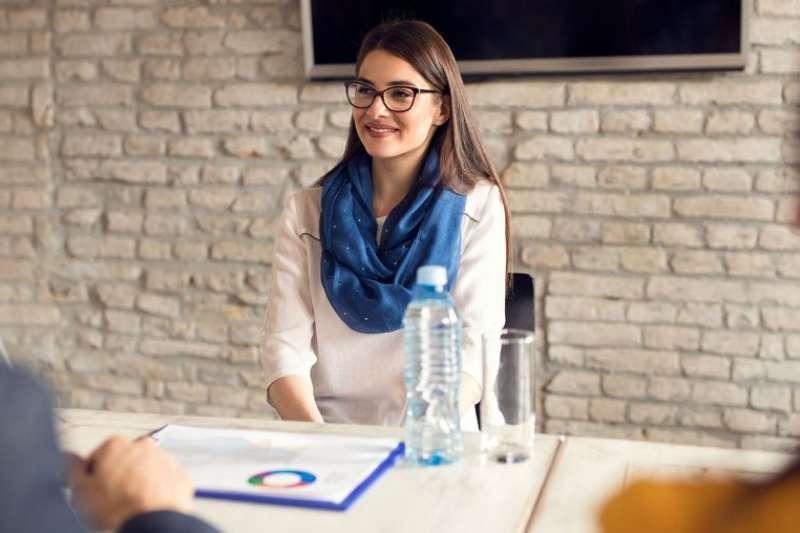 如果要得到你夢想的工作,首先需要一份出色的履歷。(圖/EF English Live提供)