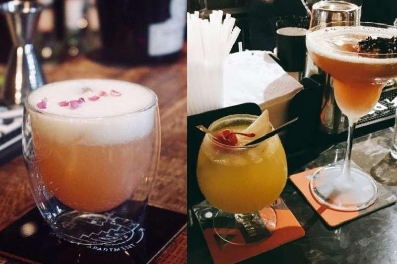 人生好難,心好累?終於盼到放假了,快來這幾間酒吧,和三五好友小酌幾杯好好放鬆一下。(圖/MENU美食誌提供)