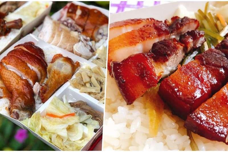 南、北部口味便當各有千秋,你喜歡的是鹹香的北部排骨,還是甘甜的南部滷肉呢?(圖/instagram)