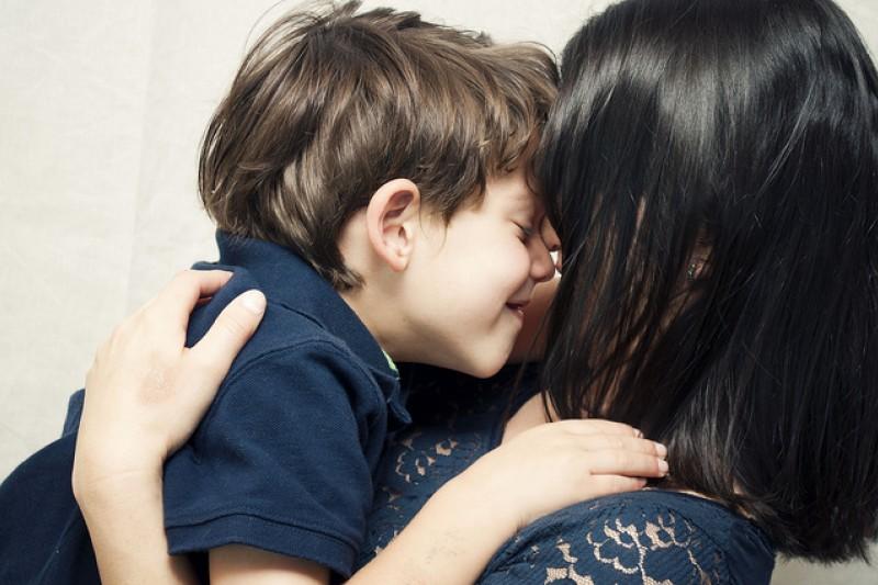 父母的話,句句都是愛的叮嚀(圖片取自Flickr@Beverley Goodwin )