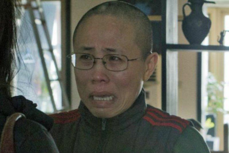 劉霞本人身體健康情況不佳,令外界感到擔心。(BBC中文網)