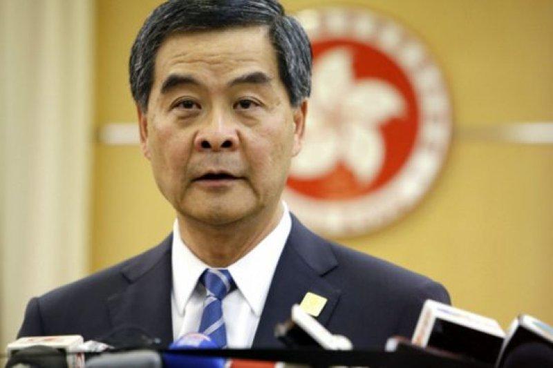 香港特首梁振英強調,限制港獨非關言論自由,而是大是大非。
