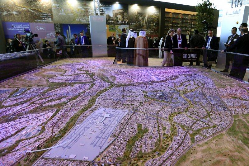 埃及打造新首都