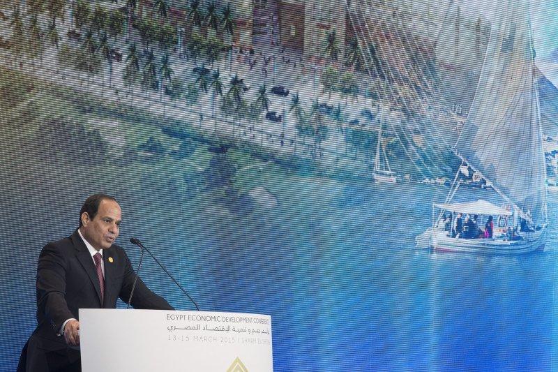 埃及總統塞西(Abdel Fattah al-Sisi)
